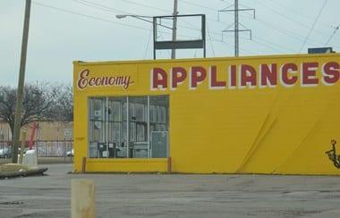 Economy Appliances by Michelle Brooks