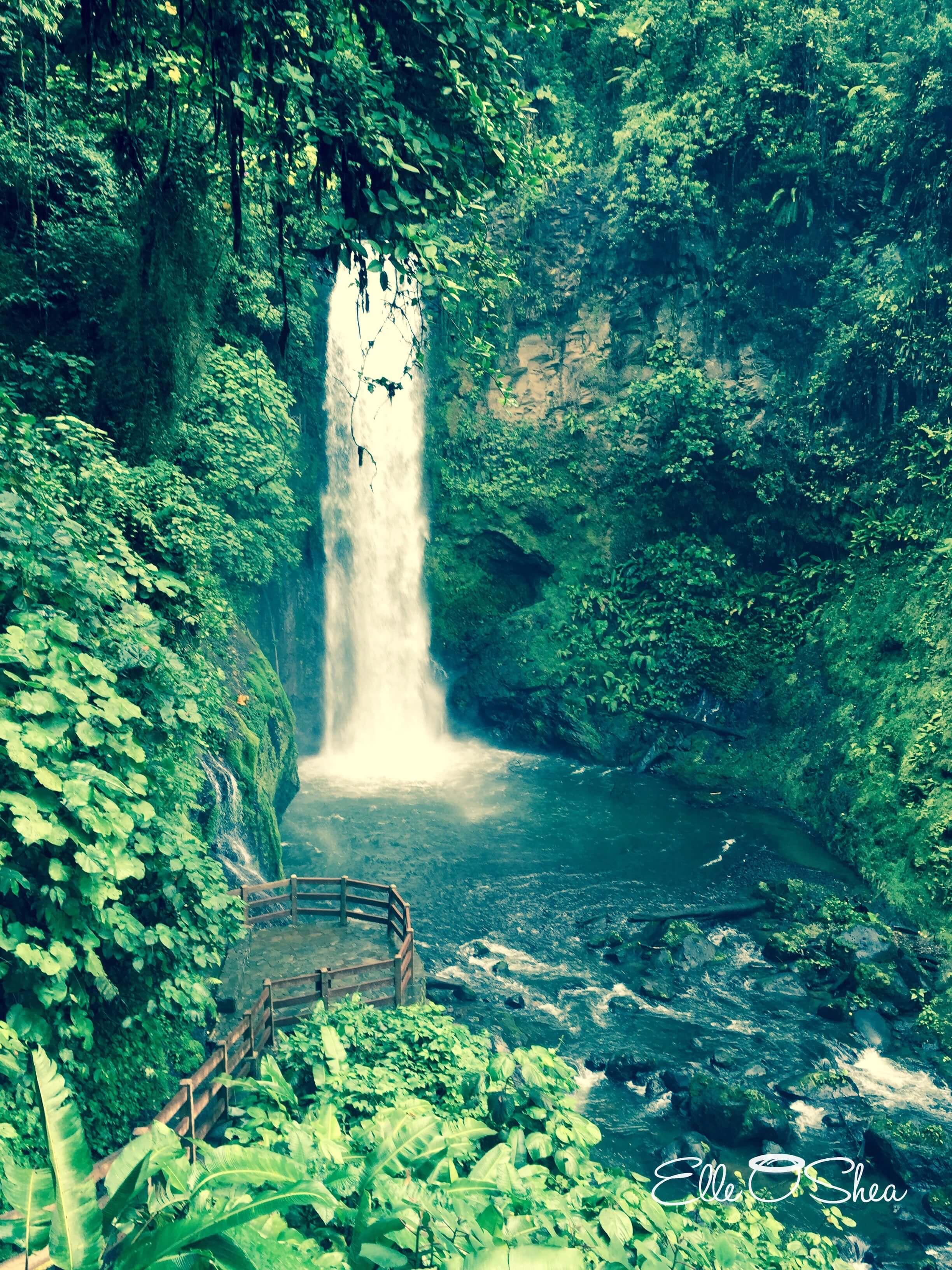 COSTA RICA-1 BY ELLE O'SHEA