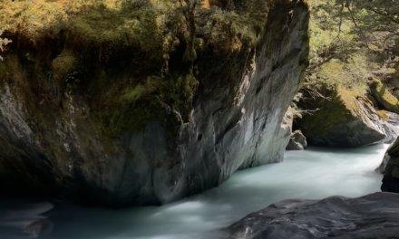 WATERFALL BY ALEX ZHAI
